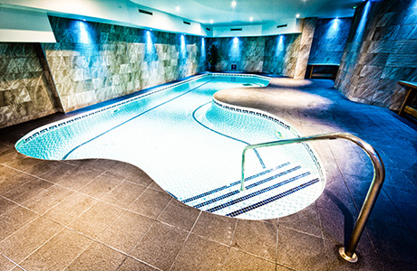 swimming pool durley dean hotel
